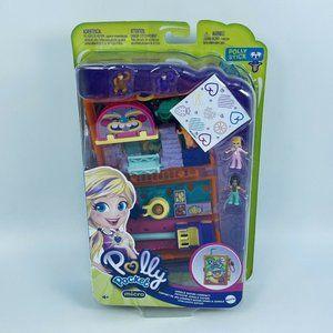 Polly Pocket Micro Jungle Safari Compact